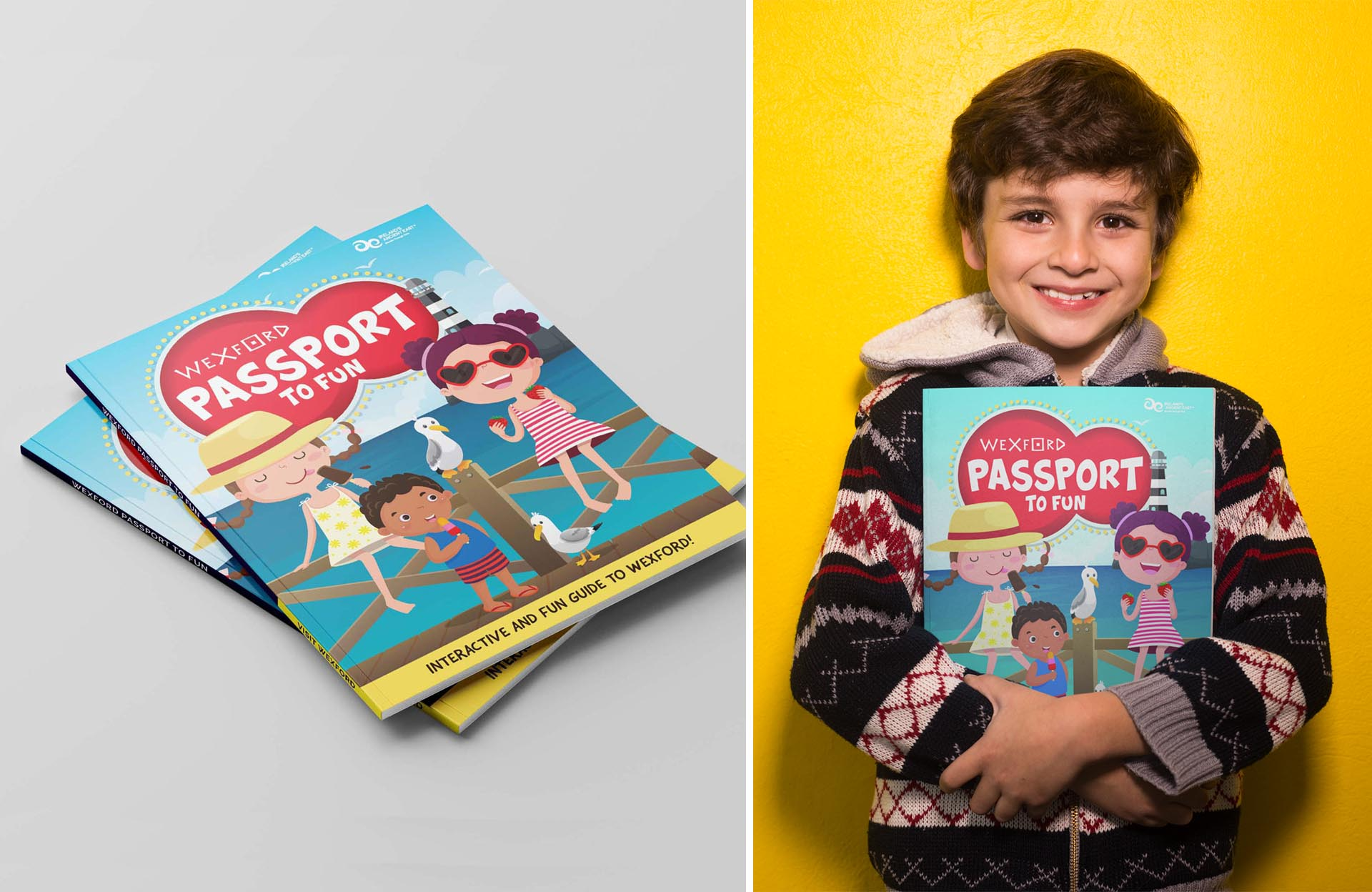 Visit Wexford Kids Book 01 New