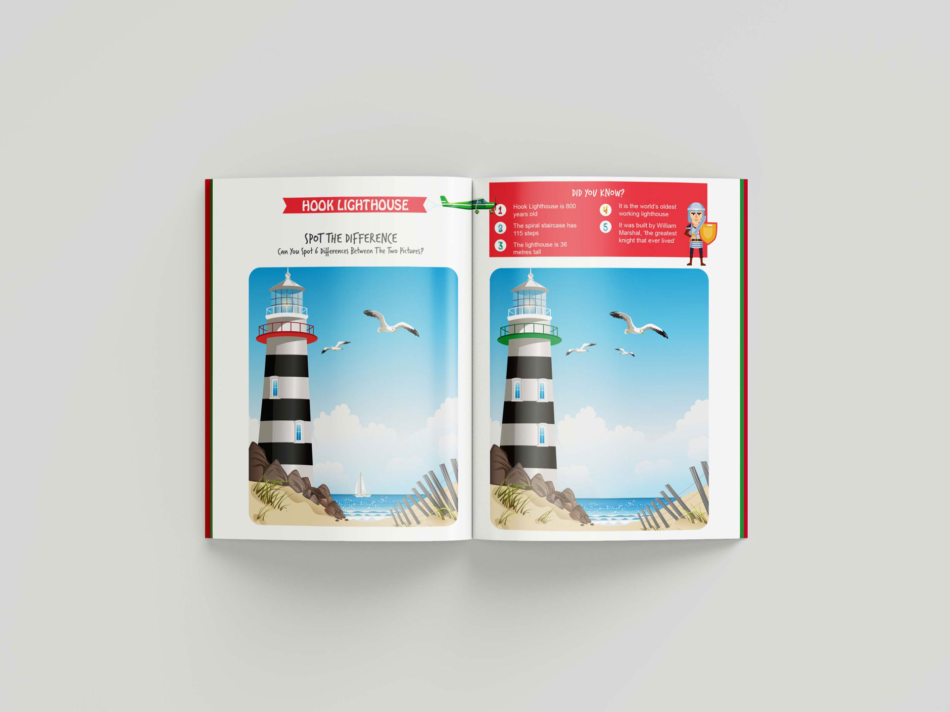 Visit Wexford Kids Book 03