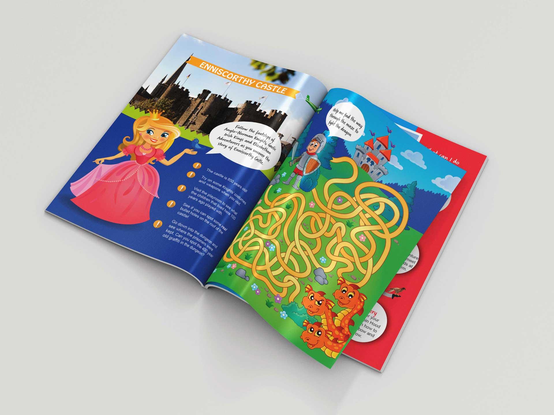 Visit Wexford Kids Book 05