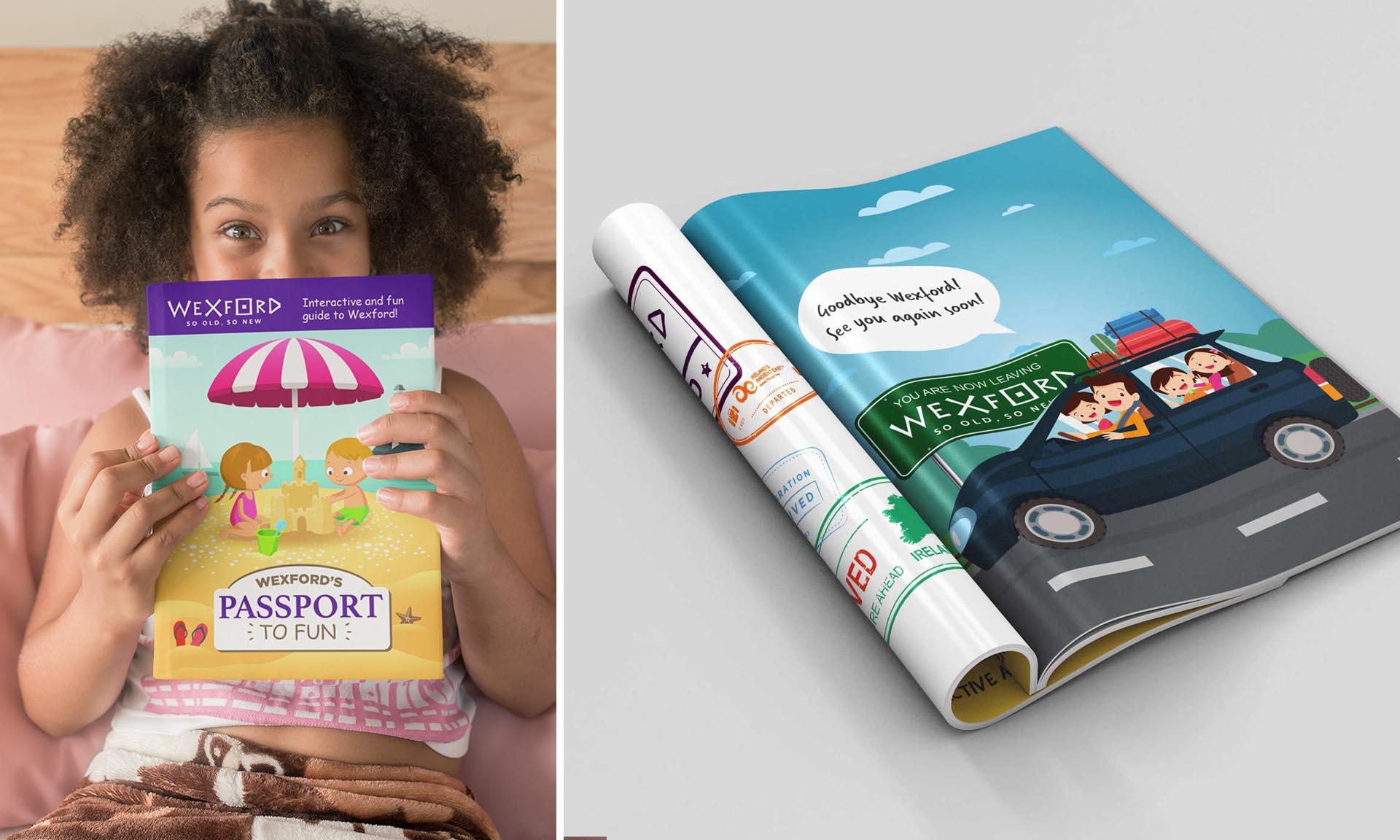 Visit Wexford Kids Book 07