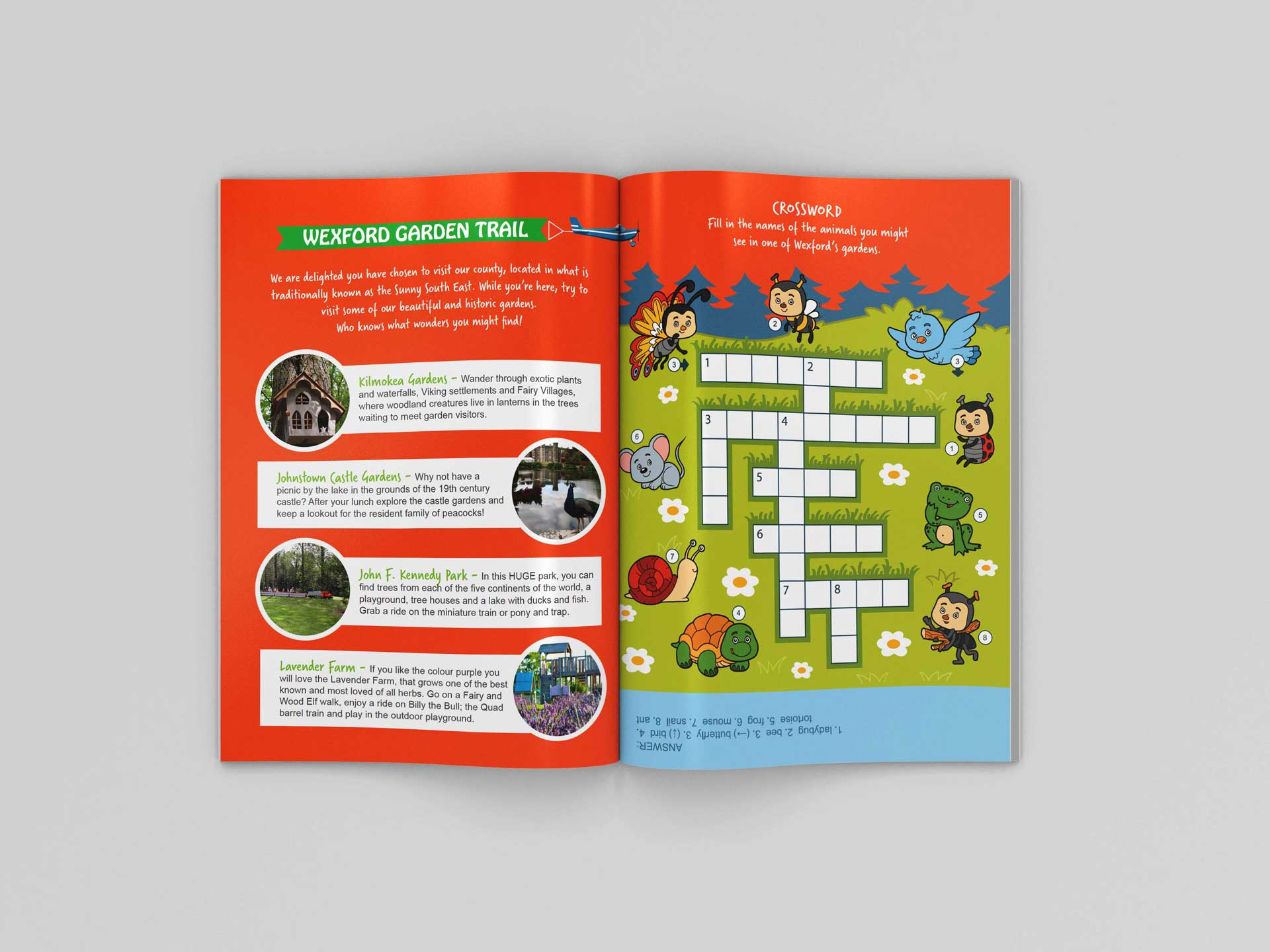 Visit Wexford Kids Book 08