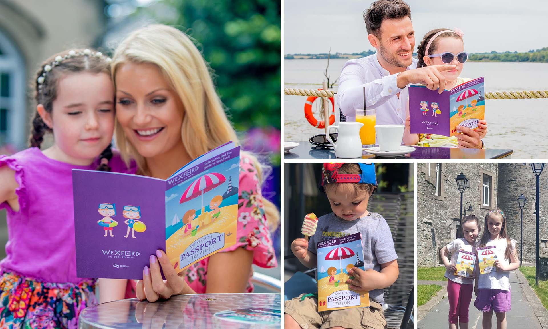 Visit Wexford Kids Book 09