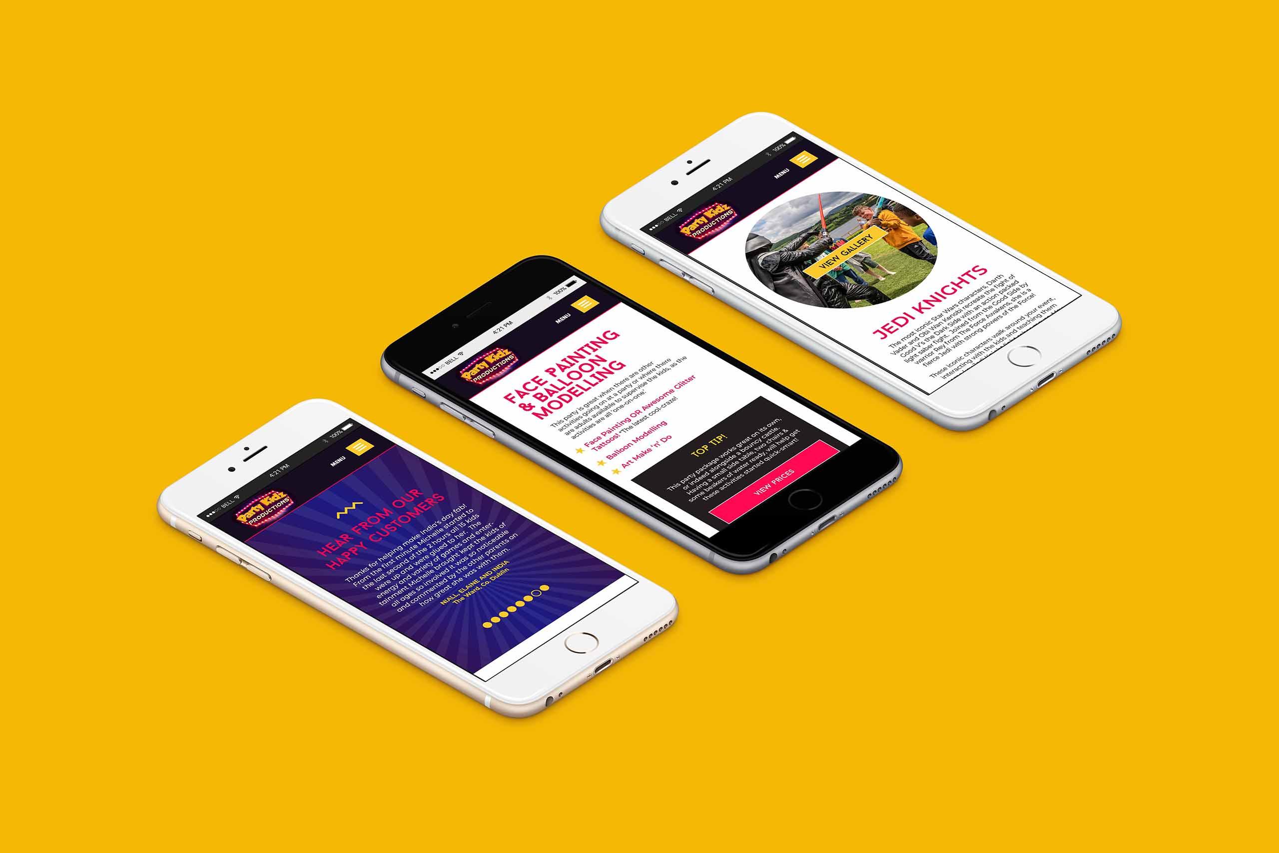 Partykidz Mobile