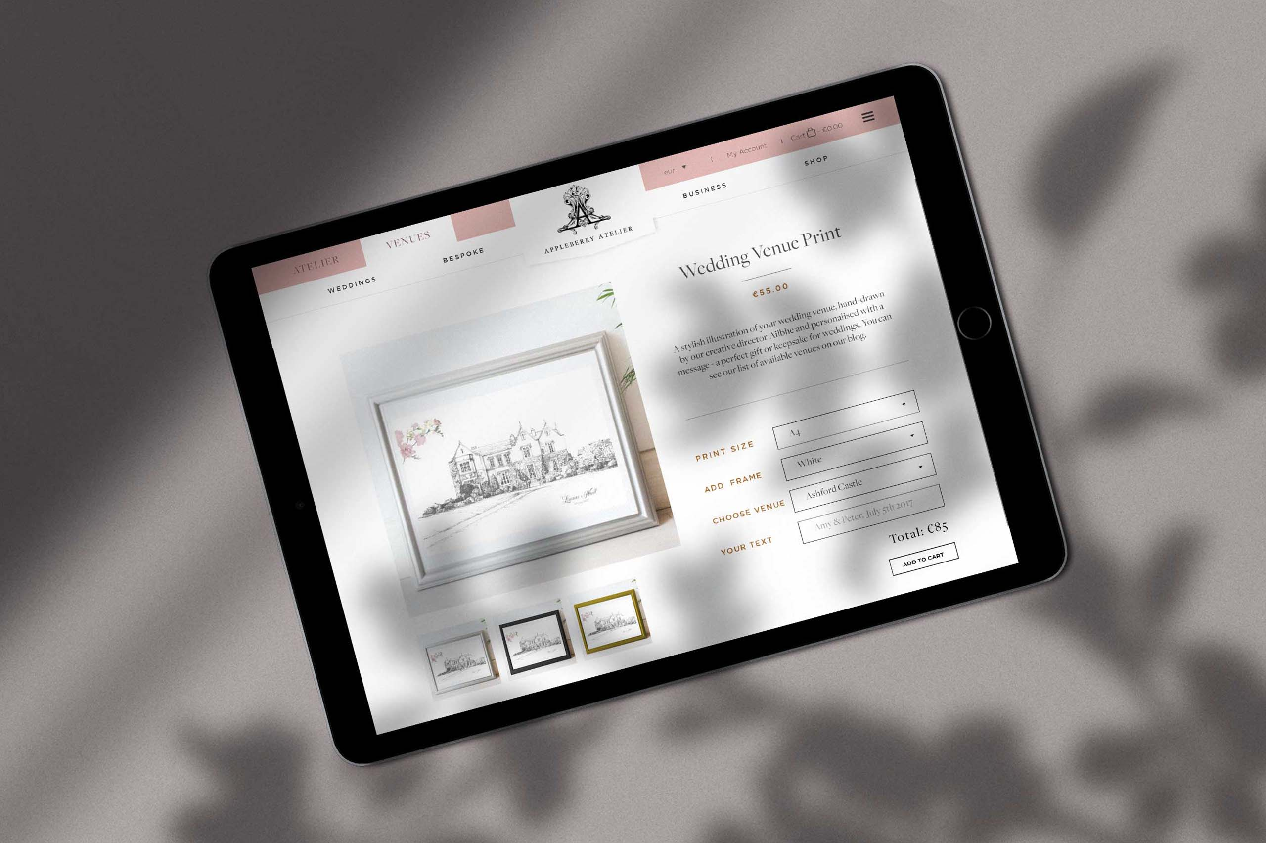 Appleberry Atelier Website 03