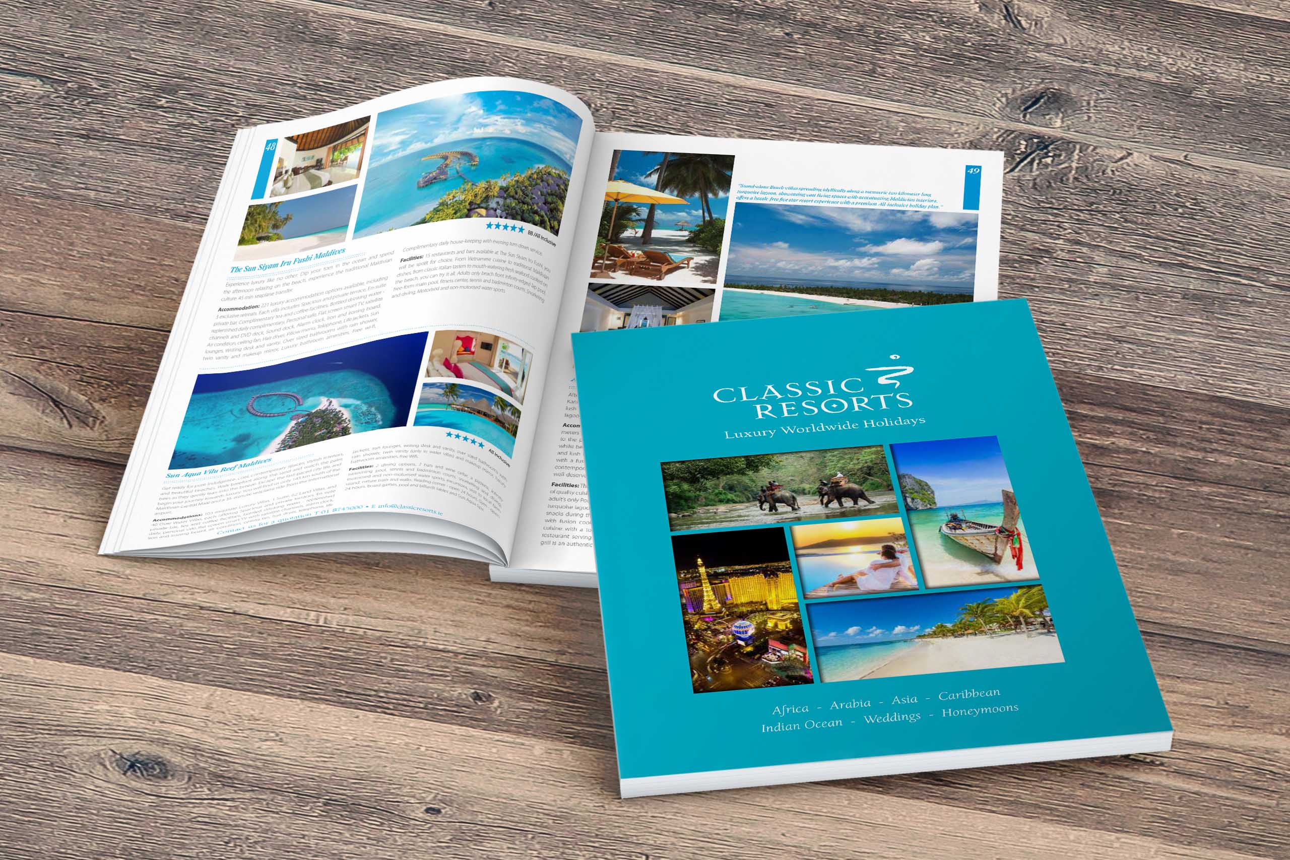 Classic Resorts 2019 Brochure
