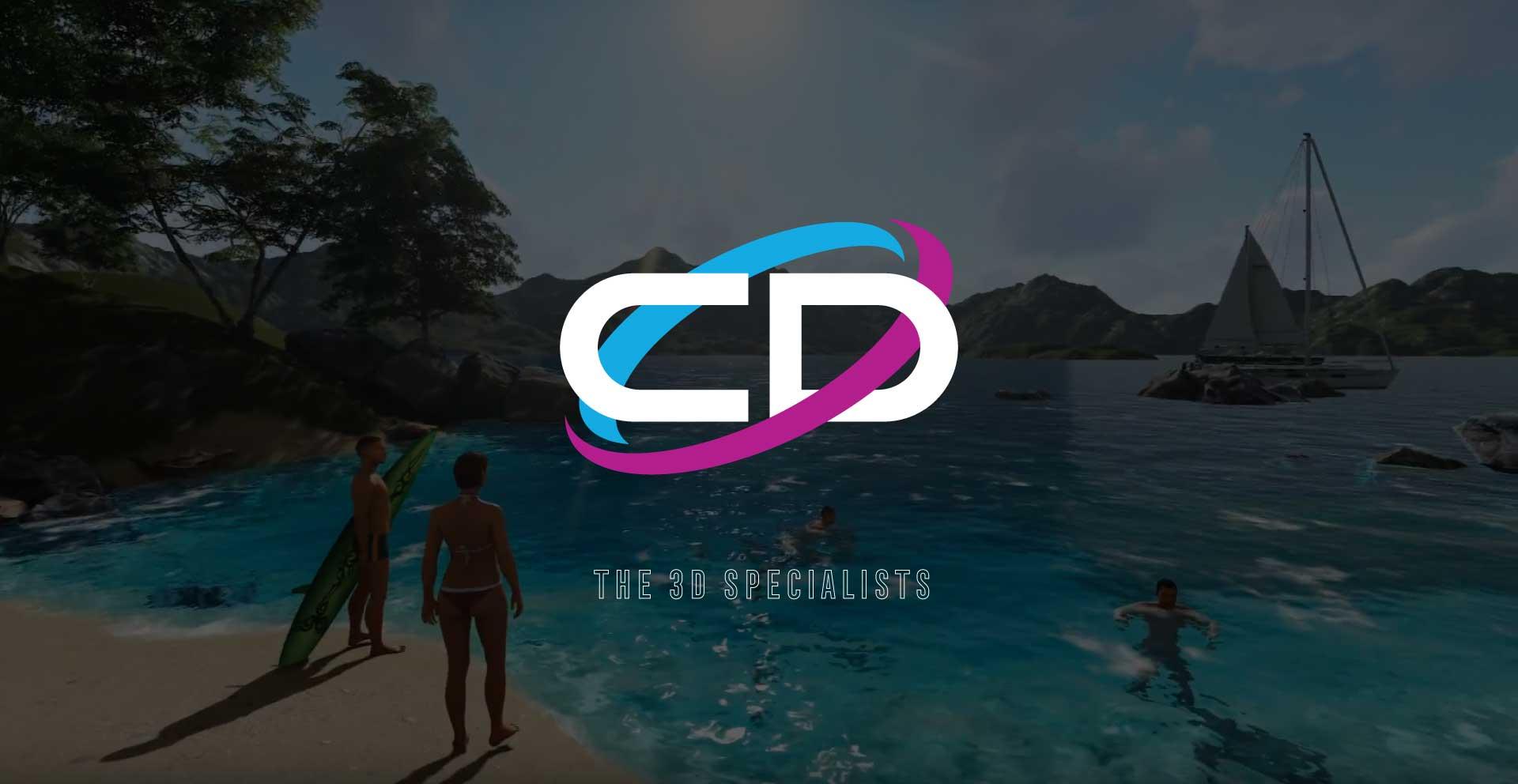 Comhar Design Branding Header