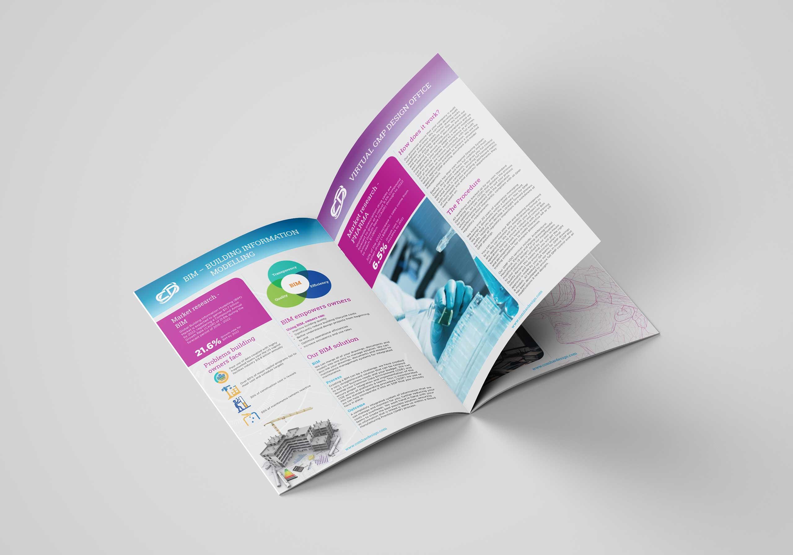 Comhar Design Brochure Inside 2