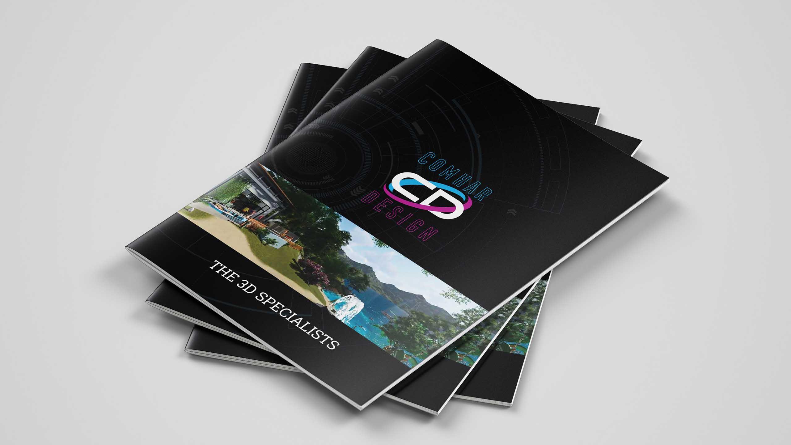 Comhar Design Brochure
