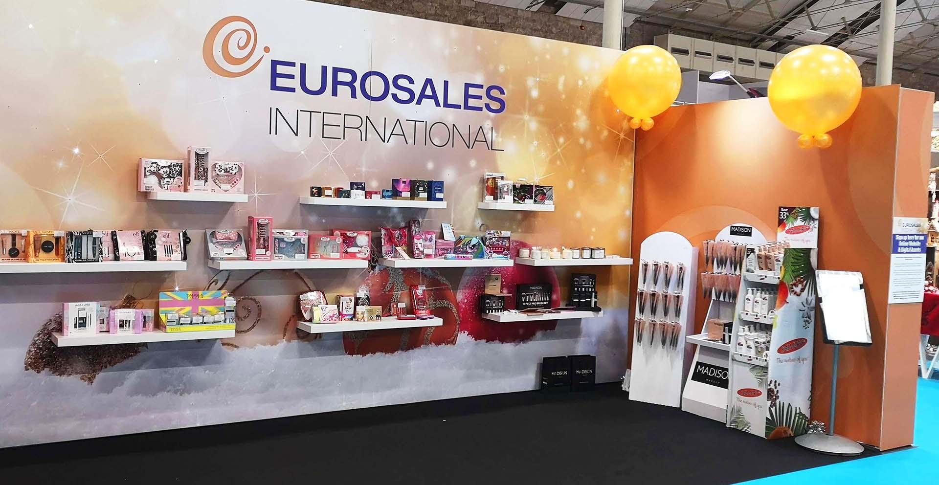 Eurosales Stand 2019 Header