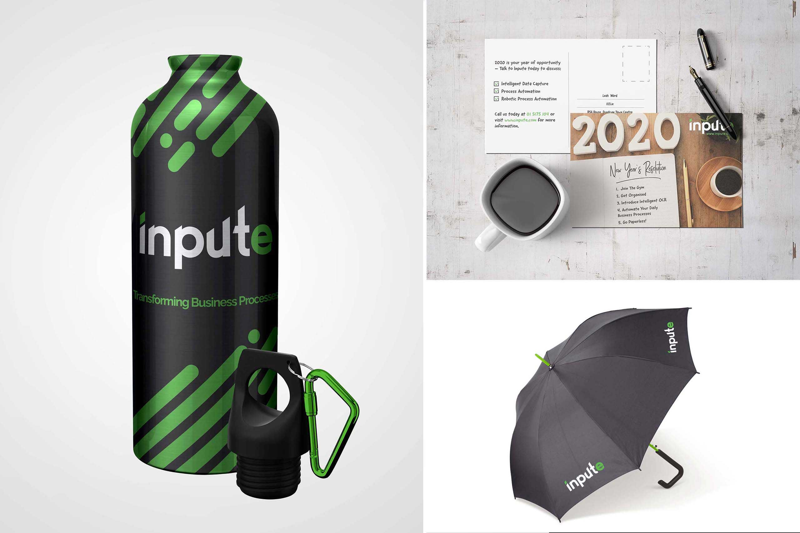 Inpute Branded Materials