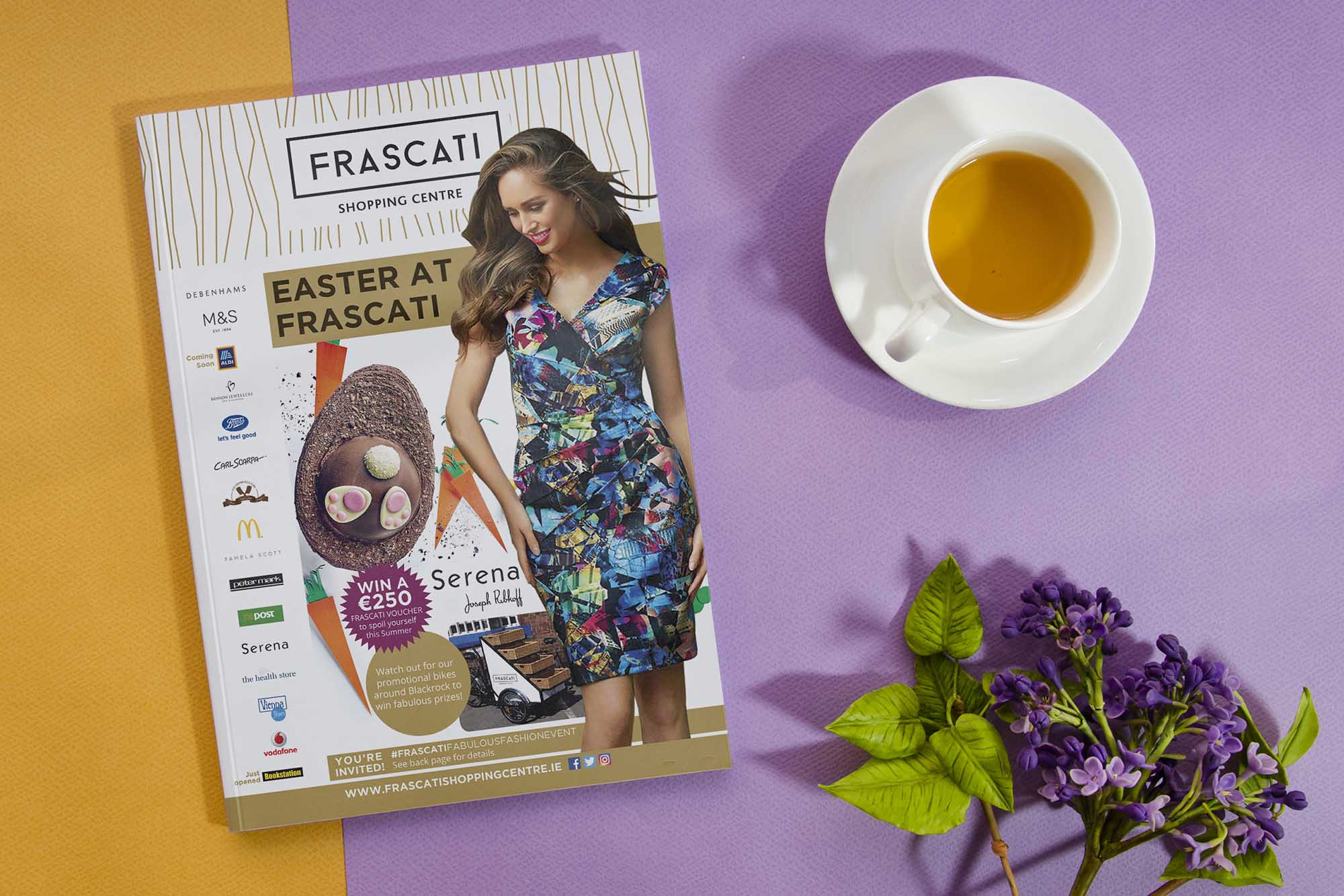 Frascati Magazine Mockup 4
