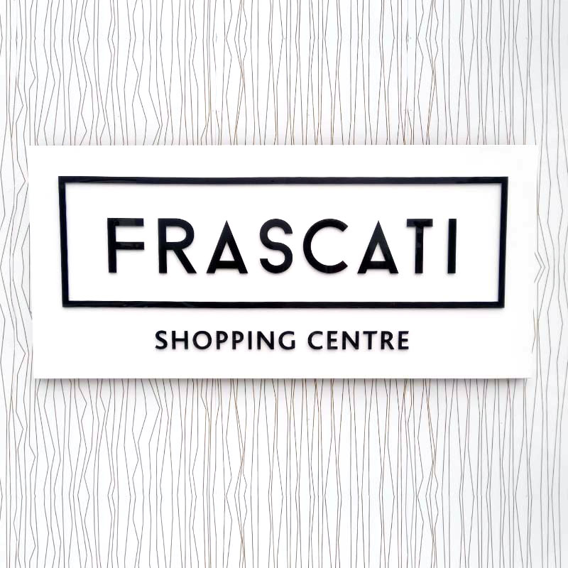 Frascati Signage Square