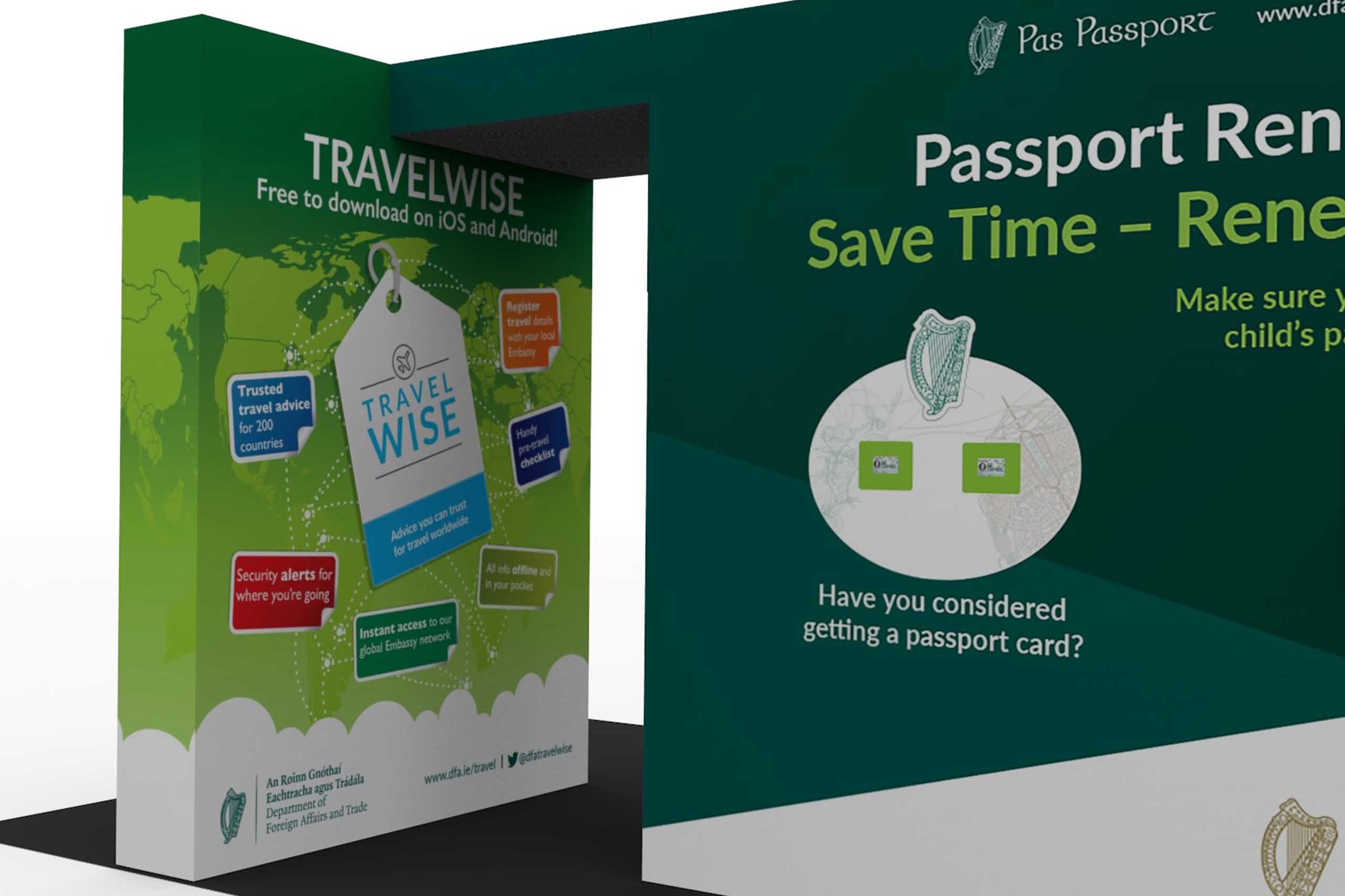 Passport Services Stand 01