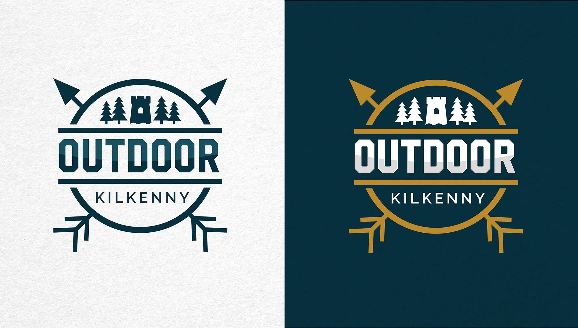 Outdoor Kilkenny Logo Design 2 01