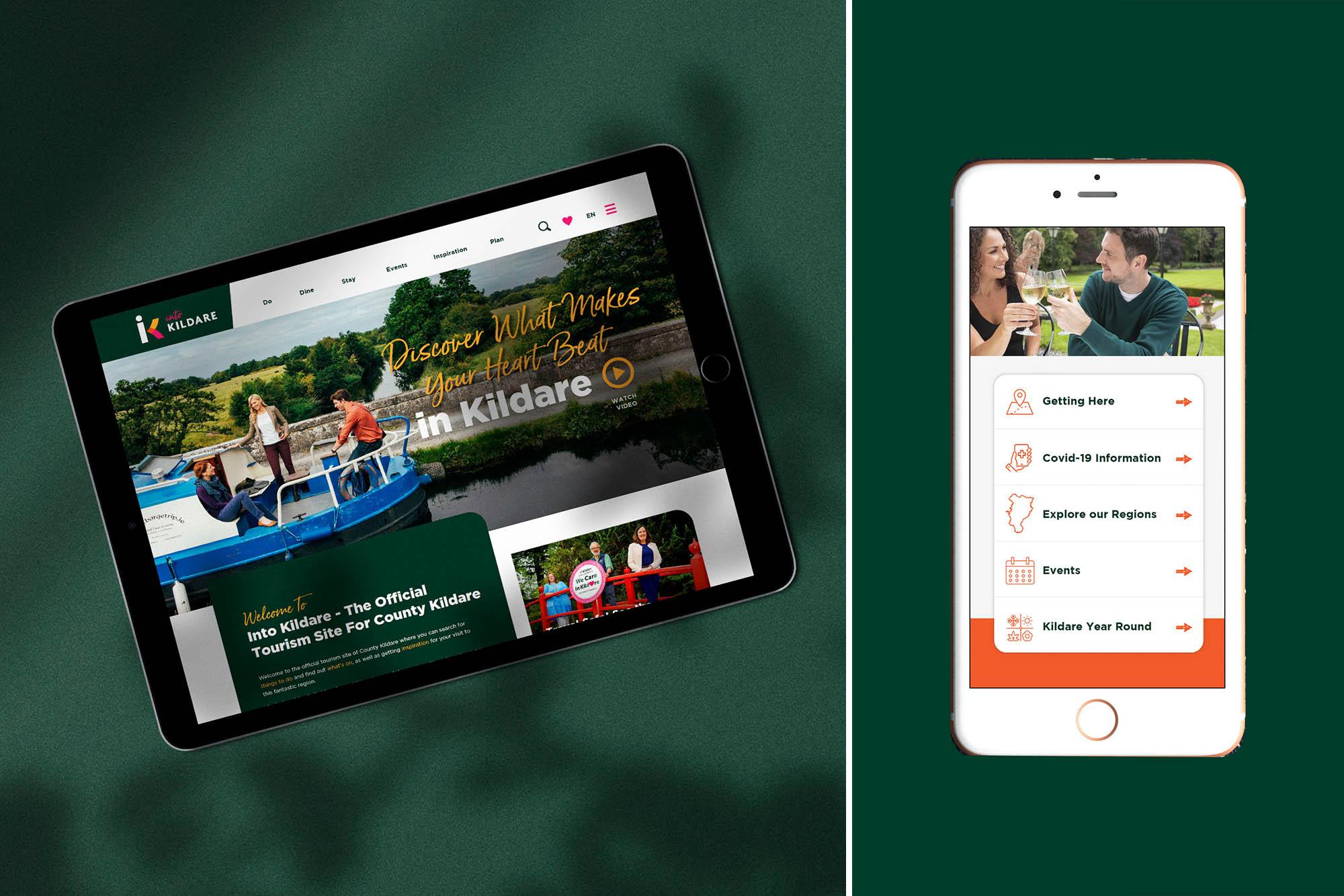 Into Kildare Homepage