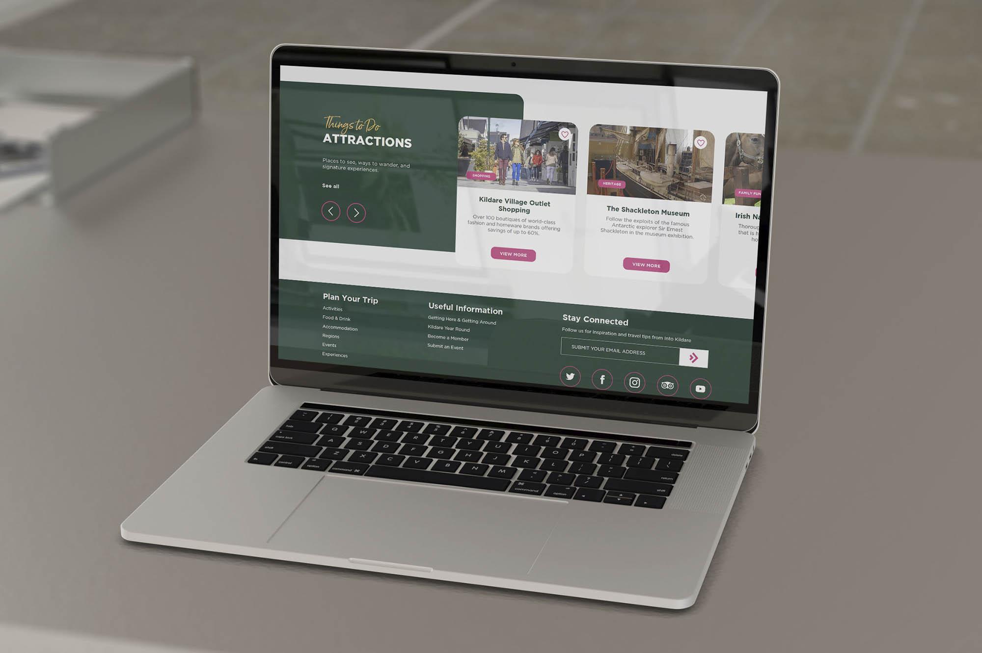 Into Kildare Website 2