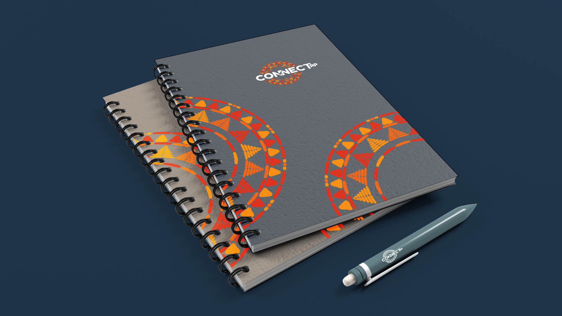 Connect Rp Notebook
